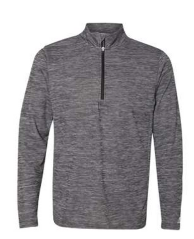 Mulgrew Oil Russell Quarter-Zip Pullover (More Colors Available)