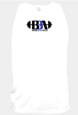 BBA Boys Performance Tank Top (More Colors Available)