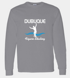 DFSA male skater long sleeve t-shirt: spirit wear (2 colors) youth sizes available