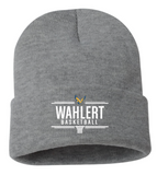 Wahlert Women's Basketball Beanie (more colors available)