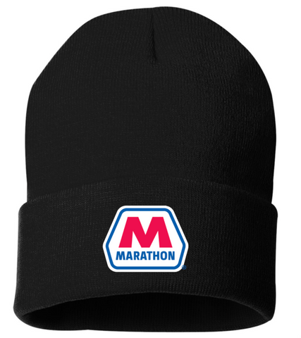 Marathon Dealer Knit Beanie