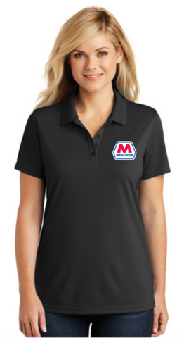 Marathon Dealer Ladies Dry Zone Polo