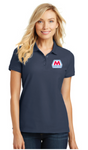 Marathon Dealer Ladies Classic Pique Polo