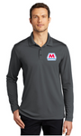 Marathon Dealer Dry Zone Long Sleeve Polo