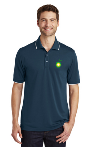 BP Dealer Color Tipped Polo
