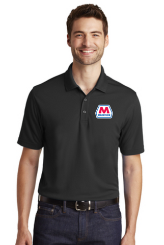 Marathon Dealer Dry Zone Polo