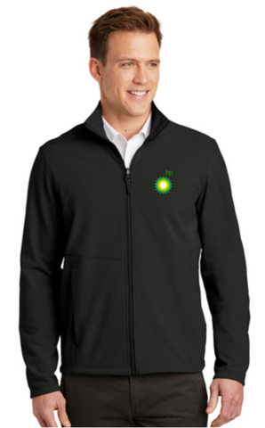 BP Dealer Soft Shell Jacket