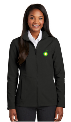 BP Dealer Ladies Soft Shell Jacket