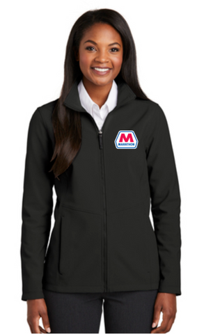 Marathon Dealer Ladies Soft Shell Jacket