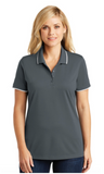 Dealer Ladies Color Tipped Polo