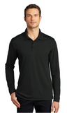 Dealer Dry Zone Long Sleeve Polo