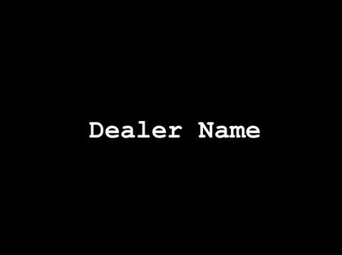 Marathon Dealer Custom Name