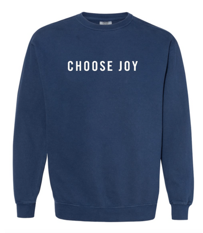 Hearts of Joy International Crewneck Sweatshirt
