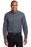 Midwest Asphalt Button Up Shirt