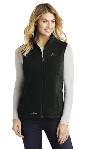 American Materials Eddie Bauer Ladies Fleece Vest