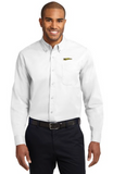Fleet Transportation Button Up Shirt