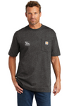 Fort Dodge Asphalt Carhartt ® Workwear Pocket Short Sleeve