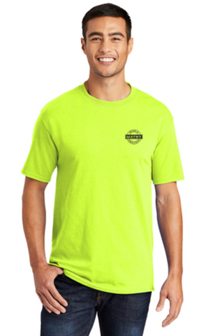 Mathy Construction Company Short Sleeve