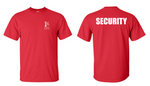 1st & Main SECURITY Short Sleeve Tshirt
