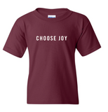 Hearts of Joy International Youth T-shirt-Limited Edition Color