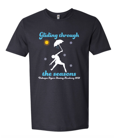 DFSA Spring Show Youth Short Sleeve Tshirt