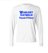 Wahlert Track Performance Long Sleeve Drifit Shirt