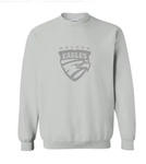 Mazz Standard Crewneck Sweatshirt Eagle Shield Design