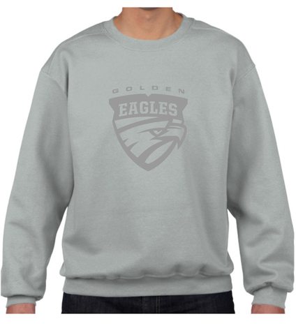 Mazz Premium Crewneck Sweatshirt Eagle Shield Design