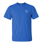 Booster Golden Eagles Circle Short Sleeve Tshirt