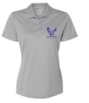 "Booster ""Pick Your Sport "" Golden Eagles Sports Ladies Adidas Polo"
