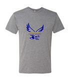 "Booster ""Pick Your Sport "" Golden Eagles Sports Premium Triblend Short Sleeve Tshirt"
