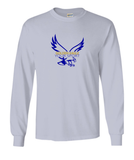 "Booster ""Pick Your Sport "" Golden Eagles Sports Long Sleeve Tshirt"
