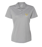 Booster Golden Eagles Circle Ladies Adidas Polo (More Colors Available)