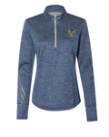 Booster Golden Eagles Circle Adidas Women's Quarter Zip (More Colors Available)