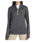 Booster Golden Eagles Circle Adidas Ladies Quarter Zip