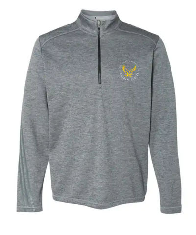 Booster Golden Eagles Circle Adidas Quarter Zip