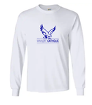 Booster Wahlert Catholic Youth Long Sleeve Tshirt