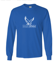 Booster Wahlert Catholic Long Sleeve Tshirt