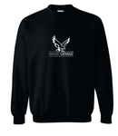 Booster Wahlert Catholic YOUTH Crewneck Sweatshirt (More Colors Available)