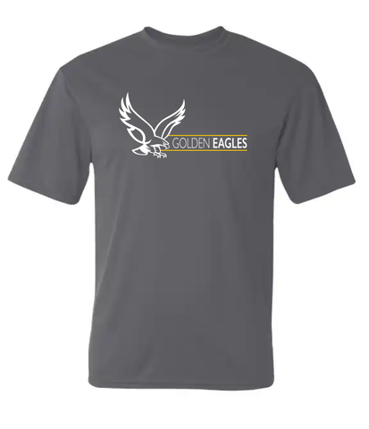 Booster Golden Eagles Horizontal Dri-Fit Short Sleeve