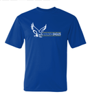 Booster Golden Eagles Horizontal Youth Short Sleeve Tshirt