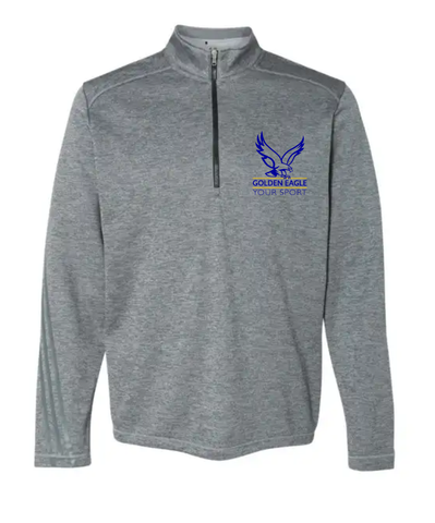 "Booster ""Pick Your Sport "" Golden Eagles Sports Adidas Quarter Zip"