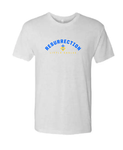 Resurrection Premium Triblend Short Sleeve Tshirt