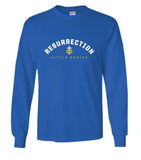 Resurrection Long Sleeve Tshirt