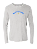 Resurrection Premium Triblend Long Sleeve Tshirt