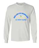 Our Lady of Guadalupe Long Sleeve Tshirt