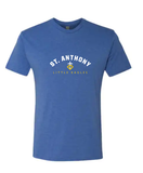 St Anthony's Premium Triblend Short Sleeve Tshirt