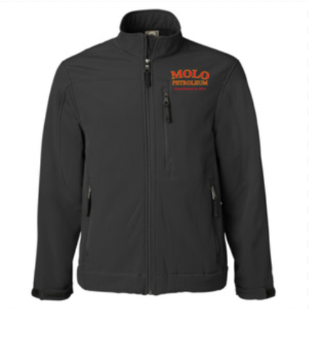 Molo Full Zip Insulated Shell Jacket