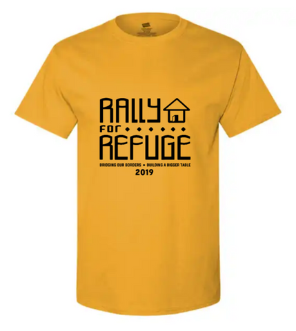Rally For Refuge Short Sleeve T-shirt
