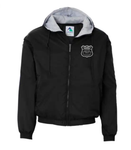 Copy of Customized fleece lined hooded jacket